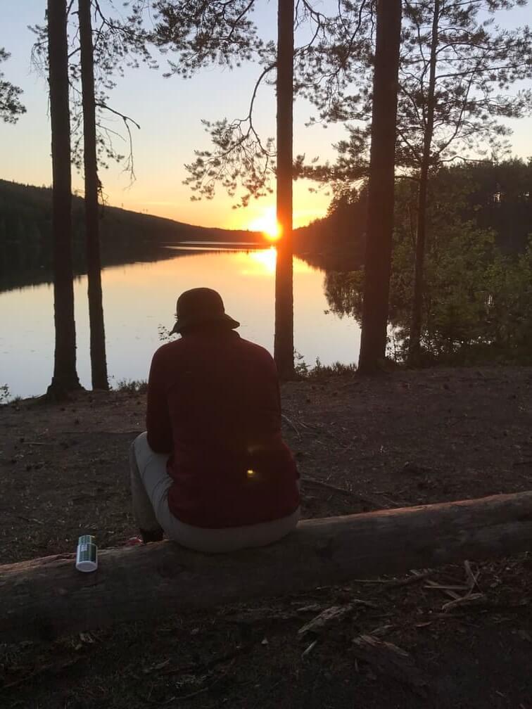 Familienurlaub mit Kanu in Schweden