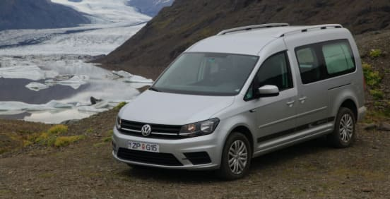 Familienurlaub mit Camper in Island