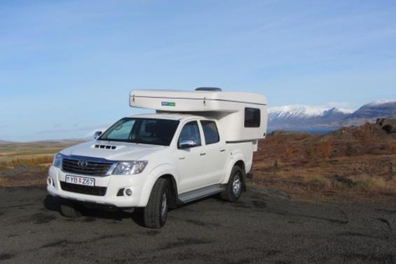 Auf Rundreise durch Island mit dem Offroad-Camper