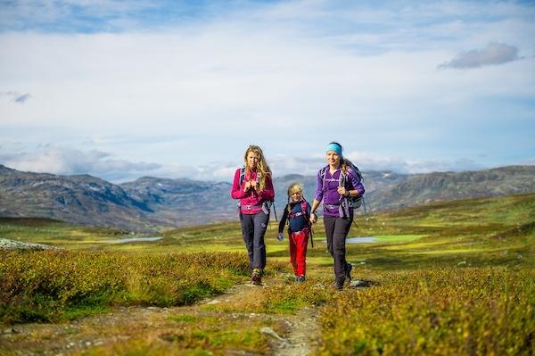 Kongevegen - Wandern mit Kindern in Norwegen, Familienurlaub in Norwegen