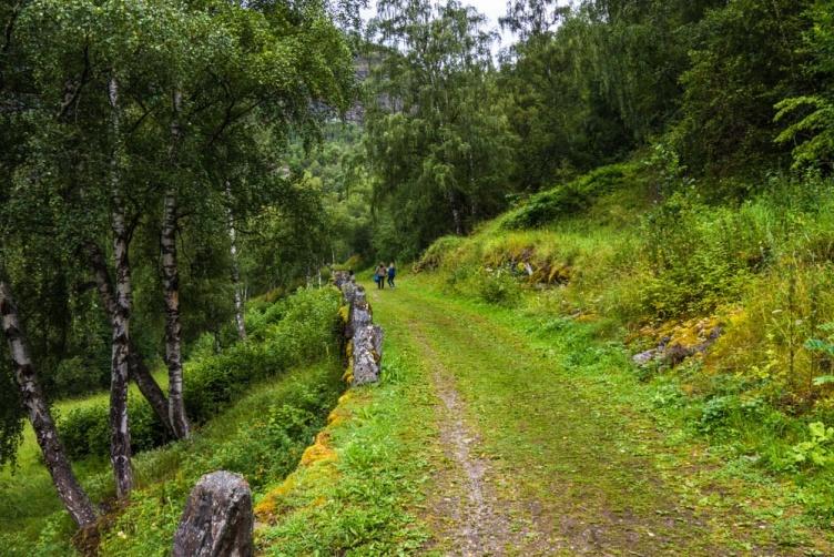 Kongevegen - Wandern mit Kindern in Norwegen