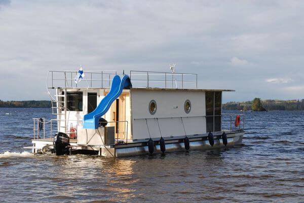 Hausboot Urlaub in Finnland im Land der 1000 Seen