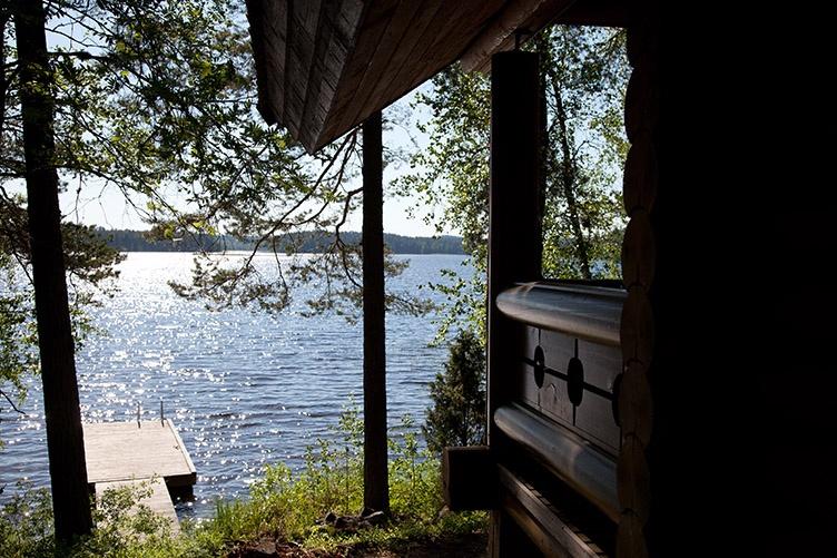 Im Land der 1000 Seen.
