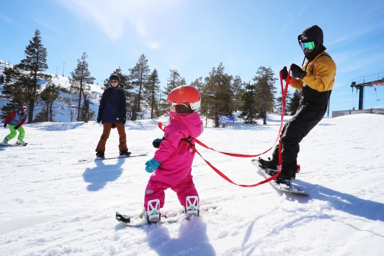 Skiurlaub in Lappland für die ganze Familie