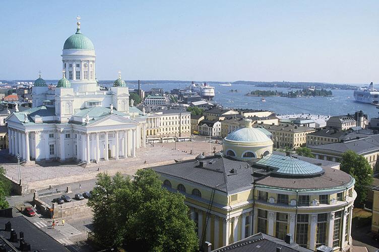 Familienradtour durch die Schären Turkus