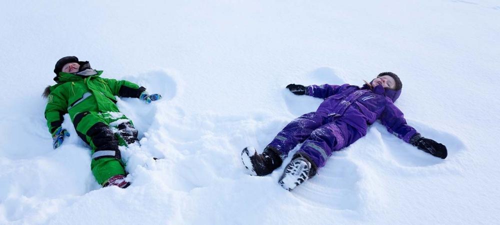 Winterreisen in Schweden - Familienurlaub in Schweden