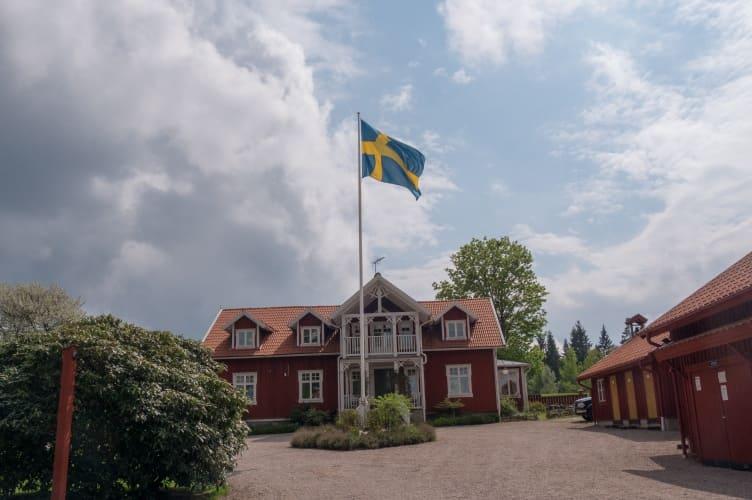 Familienrundreise durch Småland - Ferienhaus in Schweden - bei Fjordkind-Reisen buchen