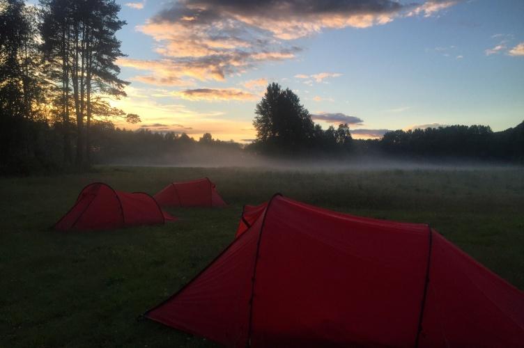 Floßfahrt in Schweden - Abenteuerurlaub für die ganze Familie