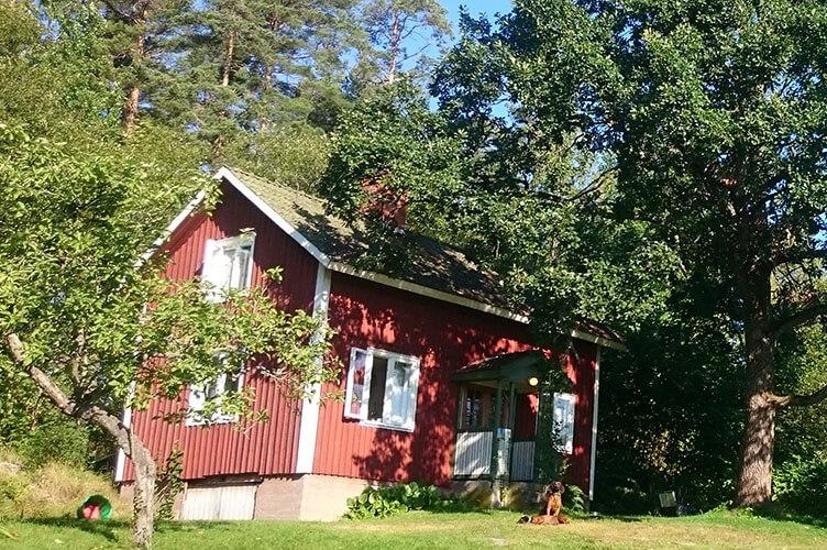 Bauernhofurlaub bei Stockholm. Ferien mit der Familie mitten in der Natur in Schweden.