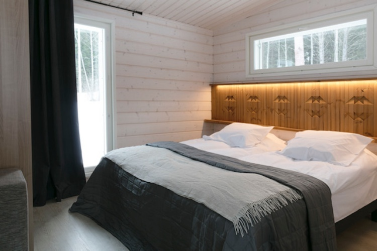 Ferienhaus mit Sauna im Saimaa-Seengebiet