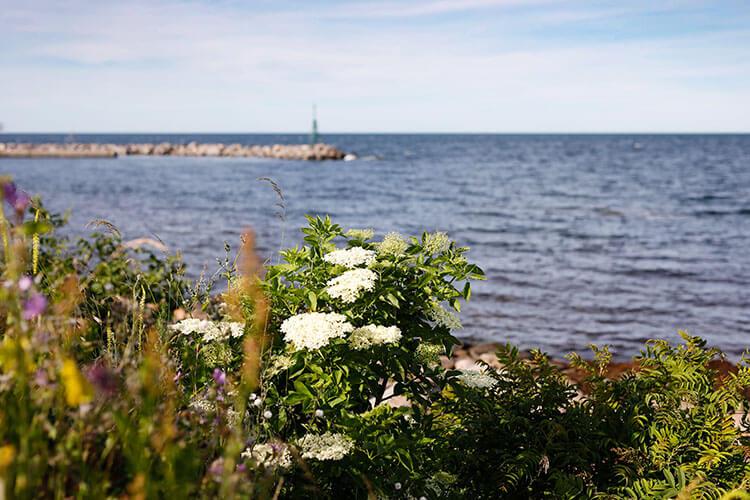 Radreise rundum Bornholm