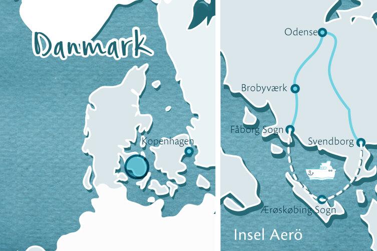 Märcheninsel Fünen