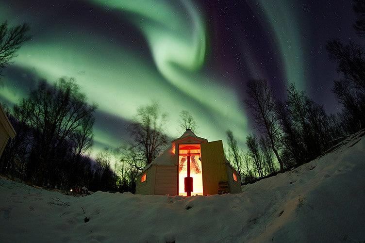 Nordlichtabenteuer bei Tromsø