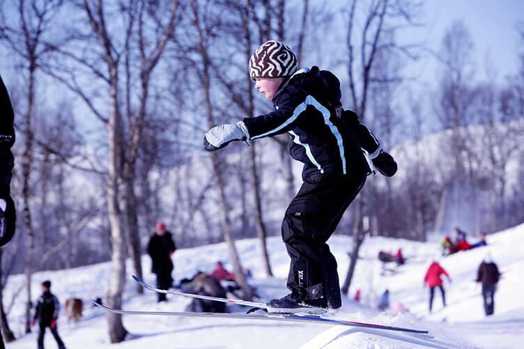 Zwischen Fjord und Fjell: Skiurlaub in Nordnorwegen