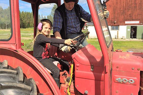 Sommerurlaub auf dem Bauernhof