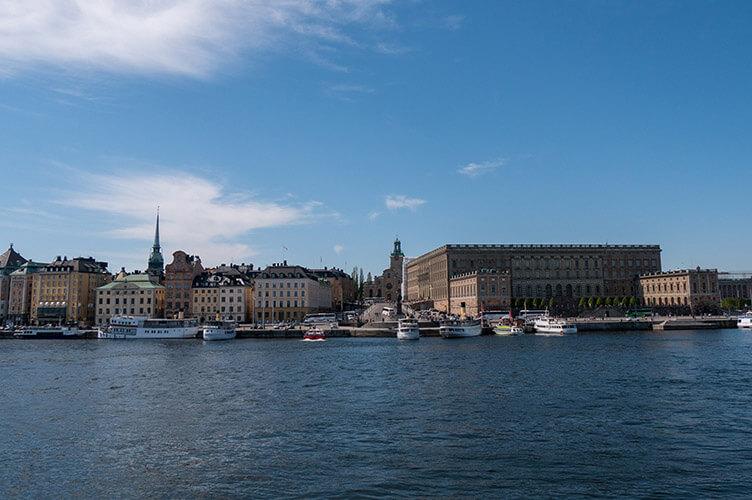Stockholm und Småland