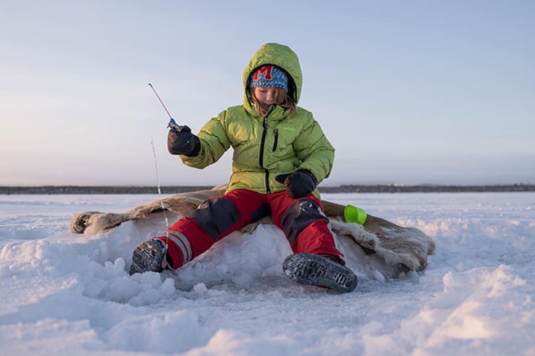 Winterurlaub in Schweden mit Schneespaß