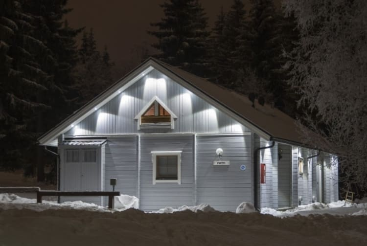 Winterurlaub Finnland Vuokatti