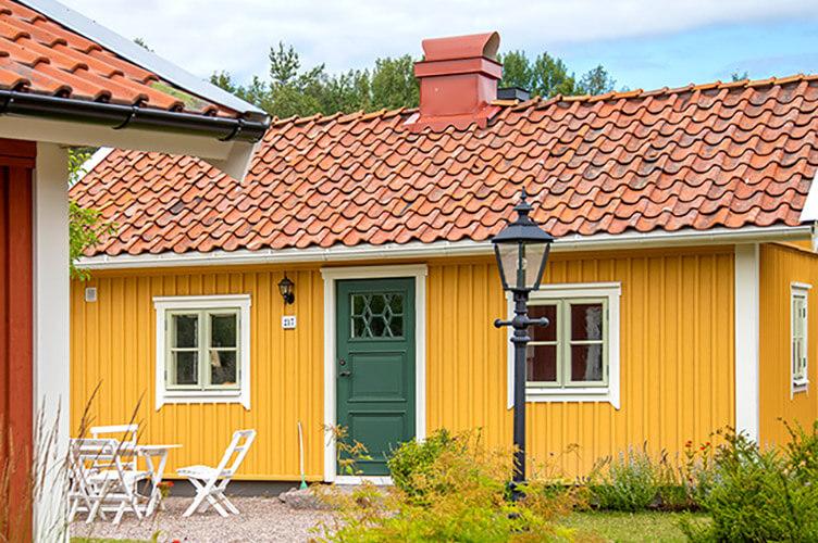 Selbstfahrertour in Skåne und Småland