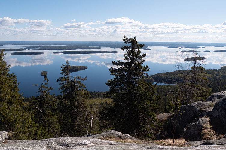 Selbstfahrertour durch Finnlands Nationalparks