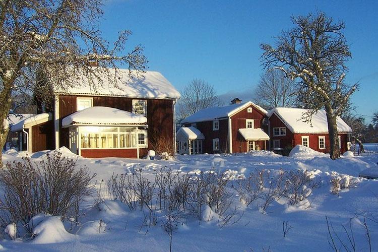 Winterurlaub in Schweden