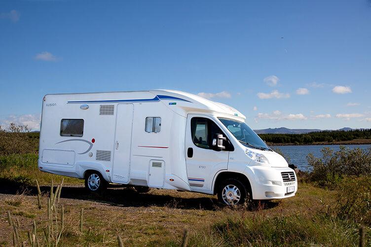Im Wohnmobil auf Island-Rundreise