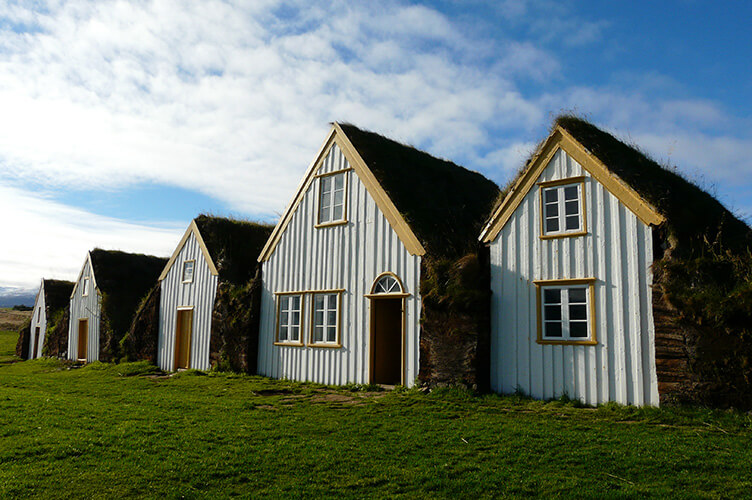 Island-Rundreise mit Familie