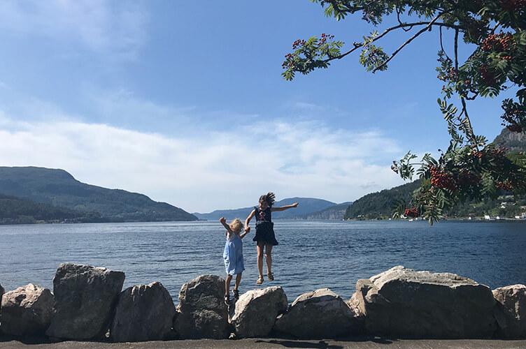Inselabenteuer an Norwegens Atlantikküste