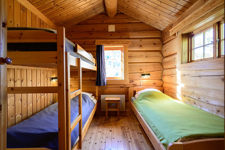 Winterlicher Hüttenurlaub am Nationalpark Rondane