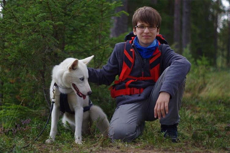 Aktive Sommerwoche in Lappland