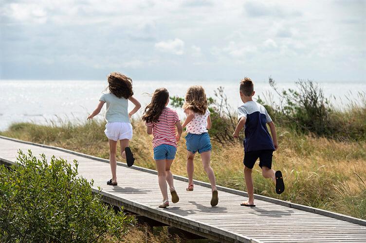 Familienradreise Kattegattleden Westküste Schweden Kinder